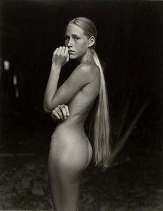 """Jock Sturges, """"Nikki, Montalivet, France."""", 1997"""