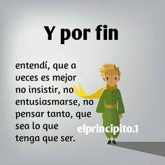 Sarcastic Quotes, True Quotes, Words Quotes, Wise Words, Little Prince Quotes, The Little Prince, French Quotes, Spanish Quotes, Motivational Phrases