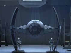Emperial Tie Fighter