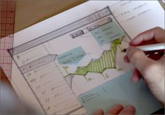Messy art of UX Sketching - Smashing Magazine. Messy Art, Ui Design Inspiration, Sketch Inspiration, Animation Tutorial, User Experience Design, User Interface Design, Wireframe, Design Thinking, Design Process