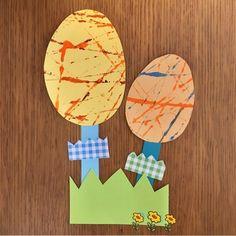 Diy For Kids, Preschool, Clock, Easter, Drawings, Spring, Decor, Watch, Decoration
