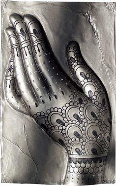 ESTUDIO DELIER | tabla-brick-manos-henna-9-c                                                                                                                                                      Más