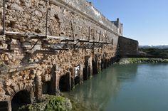 Molino de mareas del Río Arillo