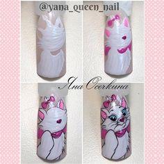 Nail Art Dessin, Sculpted Gel Nails, Nail Drawing, Animal Nail Art, Claw Nails, Nail Time, Painted Nail Art, Cute Nail Designs, Beautiful Nail Art