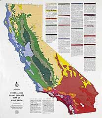 A Map Of The Federal Central Valley Project Part Of The