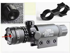 Senderismo caza 5 mw Mini Tactical pistola de aire comprimido punto rojo mira láser con tejedor del alcance del Rifle Mounts envío Dropshipping de envío libre comprar ahora, 50% OFF! http://www.laserbaratos.com/mira-laser-vision-nocturna.html
