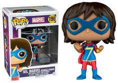 Marvel - Comics - Ms. Marvel - Kamala Khan - on my wishlist