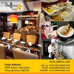Colorfull Night at Hotel Saffron Leaf-Dehradun, Feel comfort & luxury.