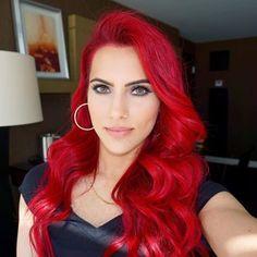 #redhair #capellirossi #gingerhair #cherryhair
