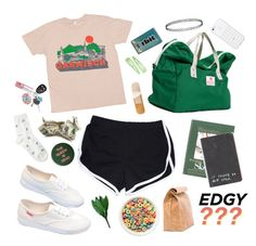 """""""yeah.. im sporty... (not really)"""" by kampow ❤ liked on Polyvore"""