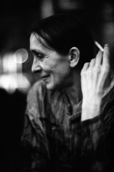 Donata Wenders, Pina Bausch, Paris, 2004.
