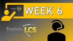 The Inori Dilemma - Fantasy LCS Preview Week 6 https://www.youtube.com/watch?v=ZXTu9khlWMA #games #LeagueOfLegends #esports #lol #riot #Worlds #gaming