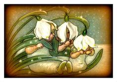 Spring Flower Fairy Children by Meta Goetz Vintage Fairies, Vintage Art, Art And Illustration, Book Illustrations, Fantasy Kunst, Fantasy Art, Elsa Beskow, Fairy Pictures, All Nature