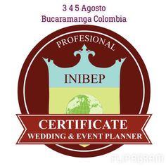 ▶ Certificacion Internacional Wedding