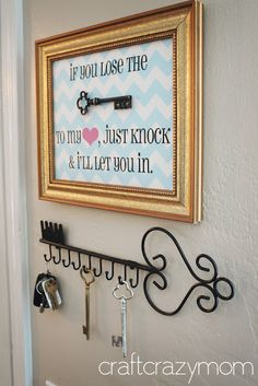 key to my heart printable via Maria @ #craftcrazymom