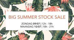 Stockverkoop Fashionique  -- Leopoldsburg -- 09/07-10/07