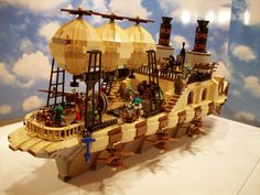 Last minute Steam Wars highlights | The Brothers Brick | LEGO Blog