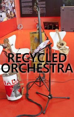 60 Minutes visited an impoverished Paraguay community, where Favio Chavez turned ordinary trash into musical treasure with the Recycled Orchestra. http://www.recapo.com/60-minutes/60-minutes-interviews/60-minutes-favio-chavez-recycled-orchestra-in-cateura-paraguay/