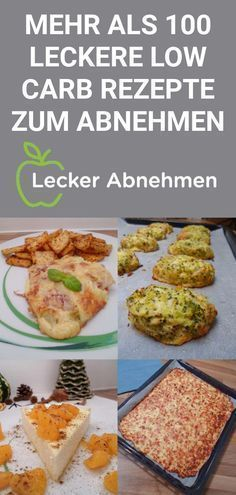 Hier findest du mehr als 100 leckere Low Carb Rezepte zum Abnehmen. Alle Low Car… Here you will find more than 100 delicious low carb recipes for weight loss. All low carb recipes are healthy, prepared quickly and written in… Continue reading → Low Carb Menus, Low Carb Recipes, Diet Recipes, Lunch Recipes, Muffin Recipes, Cooking Recipes, Low Carb Lunch, Low Carb Diet, Paleo Diet