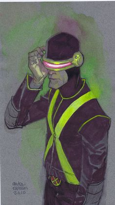 Cyclops by Andrew Robinson