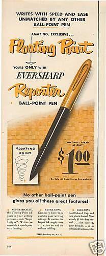 1950-Eversharp-Floating-Point-1