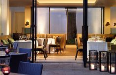 V augustine Restaurantu si hosté mohou vychutnat menu, které připravuje šéfkuchař hotelu Marek Fichtner