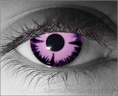 Gargoyle Special Effect Contact Lenses