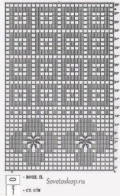 Only Crochet Patterns Archives - Beautiful Crochet Patterns And Knitting Patterns - Diy Crafts Filet Crochet Charts, Crochet Diagram, Crochet Stitches Patterns, Crochet Motif, Crochet Doilies, Crochet Lace, Knitting Patterns, Crochet Hood, Crochet Flower