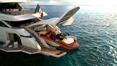 The New Wider 50meter 165 by Wider Yachts