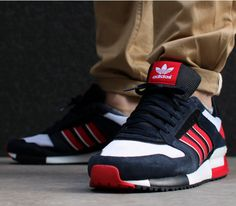 adidas Originals ZX 630 – Legend Ink / Black – Collegiate Red