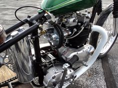 TRIUMPH BOBBERS: Return from Bonneville