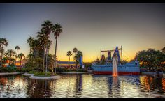Hollywood Studios - Golden Hour Magic at the Studios