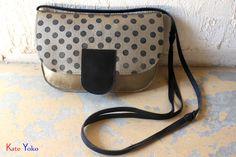 Un mini sac bandoulière pour un maximum d'effet. Sa couleur dorée lui donne un air frais et glamour pour vos sorties...de La gamme M#300