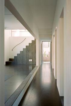 AECCafe.com - ArchShowcase - House K in Tokyo, Japan by Hiroyuki Shinozaki Architects