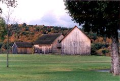 Autumn is the perfect time to host a wedding at the Historic Barns of Nipmoose as the surrounding countryside changes from green to an array of rich fall color.