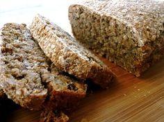 Aqui está um pão saudável e fácil de fazer.Esta receita tem toneladas de benefícios à saúde, entre os quais:- Fortalecimento da imunidade