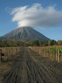 Volcan concepcion from charco verde by folkmonster, via Flickr