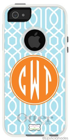 Monogram iPhone Otterbox