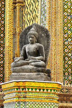 Grand Palace Buddha, Bangkok.