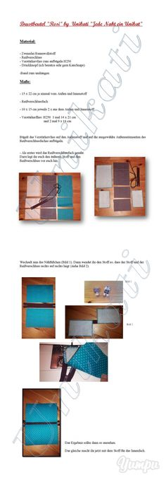 brustbeutel mit sichtfenster n hen das rosensofa. Black Bedroom Furniture Sets. Home Design Ideas