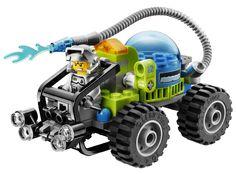 LEGO Power Miners 8188 - Distruggilava: Amazon.it: Giochi e giocattoli
