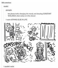 Finally a tanks and Remus post that doesn't make me cry! And Remus. My fav ship Images Harry Potter, Harry Potter Jokes, Harry Potter Fandom, Hogwarts, Remus And Tonks, Bae, Yer A Wizard Harry, Harry Potter Universal, Mischief Managed