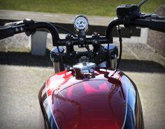 the Bike Shed » Jones Customs CB750 Brat