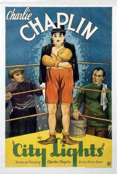 CITY LIGHTS (by Charlie Chaplin)