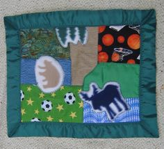 Woodland - Snugglin blanket for babies and toddlers