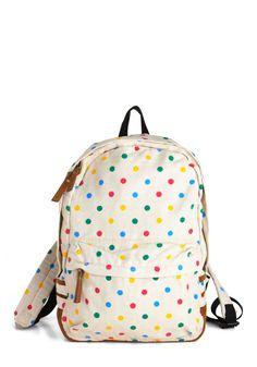 For All You Carry Backpack | Mod Retro Vintage Bags | ModCloth.com