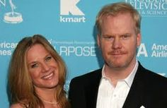 Jim Gaffigan and Jeannie Noth married in 03