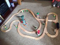 Benjis train track