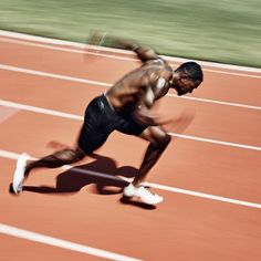 Sports: Justin Gatlin Has a Final Chance to Beat Boltand Win Redemption