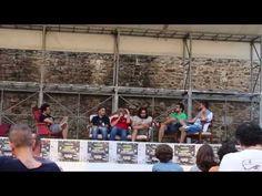 DOC MANHATTAN, DARIO MOCCIA, FARENZ, IL TIZIO QUALUNQUE, VICTORLASZLO88: IL VIDEO DELLA TAVOLA ROTONDA A MEETS THE WEB http://c4comic.it/2015/06/10/doc-manhattan-dario-moccia-farenz-il-tizio-qualunque-victorlaszlo88-il-video-della-tavola-rotonda-a-meets-the-web/